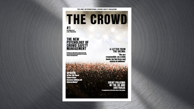 Read the first edition of The Crowd Magazine - right here!