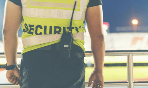 Newman Event Services - Security Event Services in the UK - Covid-19 On the Frontline Feature