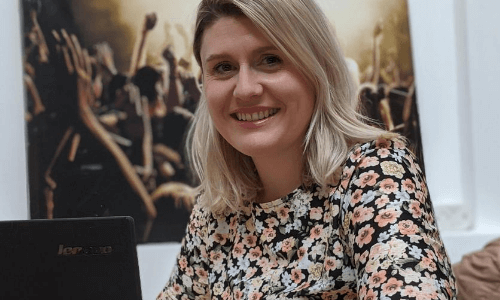 Emma Aston - Business Development Manager at The Crowd Magazine